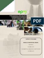 Manual de la Gestión del Riesgo del Proyecto