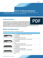 Huawei CloudEngine S5731-H Series Switches Brochure