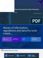 1.01 - Guardium Data Protection overview