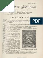 Academia heráldica. 3-1908