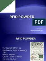 Rfid Powder