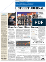 Wallstreetjournal 20160129 the Wall Street Journal
