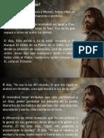 tema por qué Jesús tema 3 jueves semana santa 2020