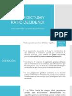 OBITER DICTUM Y RATIO DECIDENDI.pptx