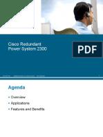 RPS 2300 Presentation