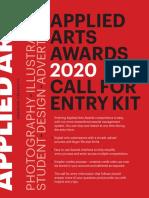 2020 EntryKit Categories