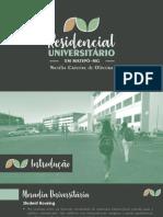 RESIDENCIAL UNIVERSITÁRIO