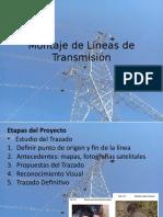 Montaje de Líneas de Transmisión TP