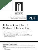 NASA INDIA ARCHITECTURE