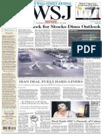 Wallstreetjournal 20160109 the Wall Street Journal
