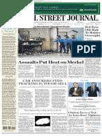 Wallstreetjournal 20160111 the Wall Street Journal