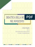 Didattica della musica nel 900.pdf