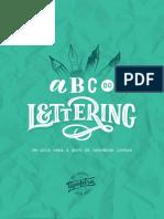 E-Book ABC Do Lettering
