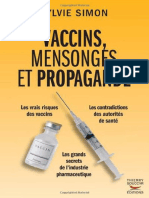 Vaccins, mensonges et propagand - Sylvie Simon