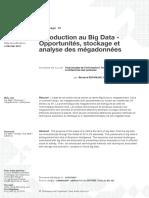 Article BigData TI 2016