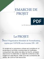 Demarche Projet Bon