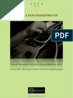 Escala dos Harmonicos