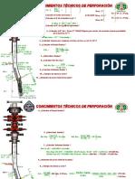 FORMULAS BASICAS DE LA PERFORACION.ppt