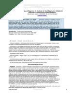TSJ Castilla y León, Valladolid (Sala de lo Contencioso-Administrativo), sentencia núm. 2167-2000 de 30 noviembre. (JUR 2001-84832)