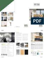3DF Three Dimensional Fiberboard - Sonae Arauco