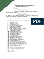 RESUMEN DISPOSICION DE FORMALIZACION Y CONTINUACION DE INVESTIGACION PREPARATORIA - MINERIA ILEGAL - CRIMEN ORGANIZADO.docx