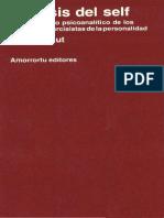 Kohut, Heinz - El análisis del Self.pdf
