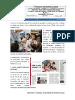 Documento de Apoyo. 10 Claves para implantar la educación en STEAM en el aula