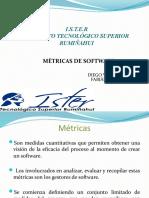 METRICAS SOFTWARE