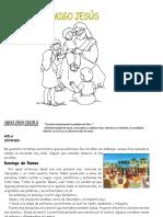 TALLER DE RELIGION BACHILLERATO 2020