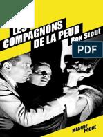StoutLes Compagnons de la peur ( Le Masque, 978-2-7024-4060-5)