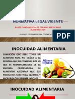 2. Normativa Legal Vigente