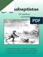 los anabaptistas