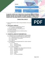LD1261 FILOSOFÍA DEL DERECHO