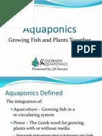 Aquaponics: Growing Fish and Plants Together - Colorado Aquaponics