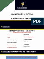 Orientaciones de la Empresa hacia el mercado