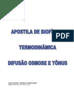 APOSTILA TERMODINAMICA DIFUSAO OSMOSE E TONICIDADE DAS SOLUÇOES