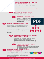 Derecho fundamentales en colombia