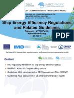 3-Ship-Energy-Effeciency -Regulations&Guidelines