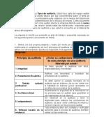 Informe Auditoria - SEMANA 1