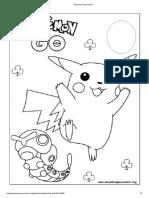 Pokemon Para Colorir6