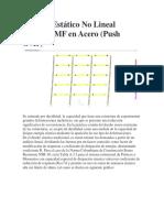 10 Resumen No Lineal SMF en Acero