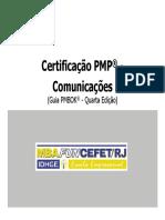 Certificacao_PMP_-_Comunicacoes_(PMBOK_4a_edicao)