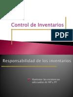 Tema 3 Control de Inventarios