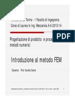 lezione - introduzione fem - 2013- 2