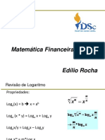 2+-+Curso+DSc+-+Transparencia+-+Matematica+Financeira+-+Extra+-+prof+Edilio+Rocha
