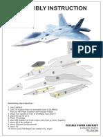 Paper Aircraft F-22 Raptor.pdf