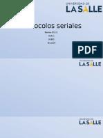 Protocolos seriales
