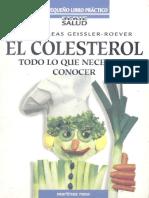 Andreas Geissler Roever – El Colesterol