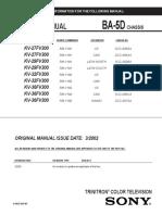 Sony KV-@@FV300 or BA-5D Chassis TV Sets.pdf