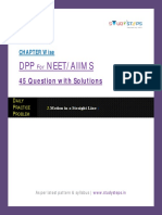DPP 2 Motion in a Straight Line.pdf